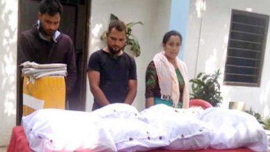 Photo of मणिपुर में 100 करोड़ रुपये की ब्राउन शुगर बरामद, तीन गिरफ्तार