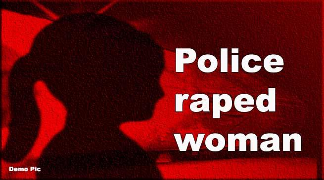 यूपी: जांच कर रहे दारोगा ने ही किया पीड़िता से बलात्कार