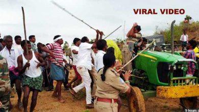 Photo of तेलंगाना में महिला अफसर की TRS कार्यकर्ताओं ने की पिटाई- देखिये वायरल विडियो
