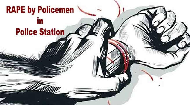 राजस्थान: 6 पुलिसकर्मियों ने दलित महिला का किया रेप, वह भी थाना परिसर में