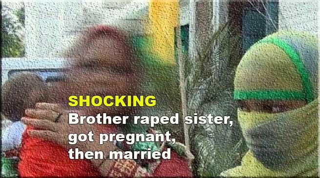 मेरठ: भाई करता रहा बहन से रेप, और बहन बन गई भाई की बच्ची की माँ