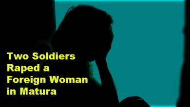 Photo of UP- मथुरा में दो सिपाहियों ने किया विदेशी महिला से बलात्कार