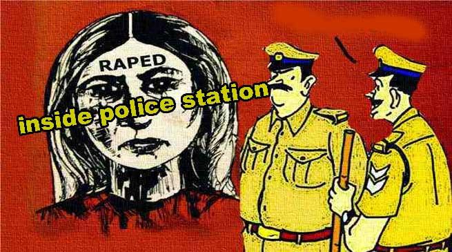 बरेलीः थाने के अंदर महिला से रेप, थाना प्रभारी समेत तीन पर मुकदमा दर्ज