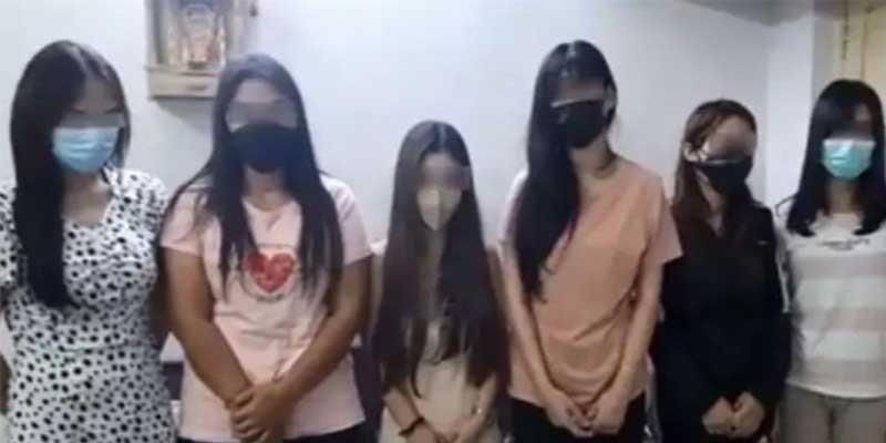 सूरत: स्पा की आड़ में सेक्स रैकेट, थाईलैंड की 6 लड़कियों को पुलिस ने करवाया मुक्त